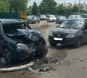 В аварии в Узловой пострадали шесть человек