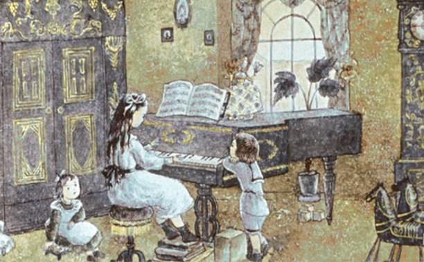 Ростелеком приглашает на детский музыкальный спектакль