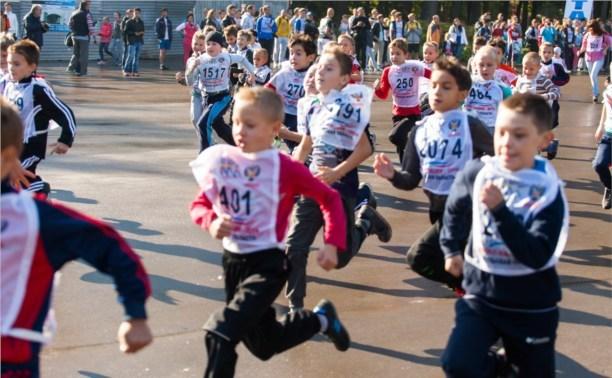 В Туле пройдет Всероссийский день бега «Кросс Нации-2016»
