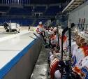 Хоккеисты тульского «Тропика» неудачно выступают в Сочи