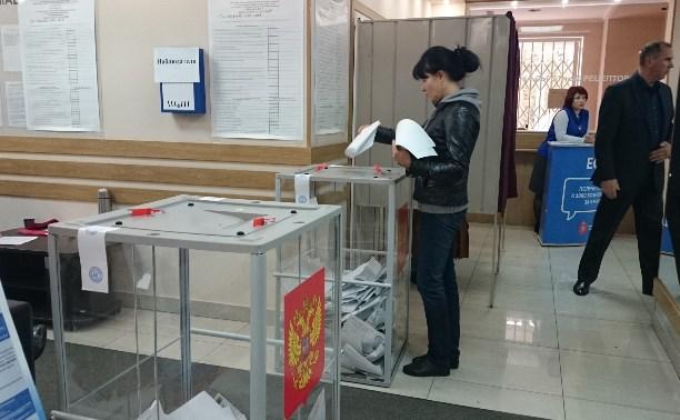Выборы в Туле проходят спокойно