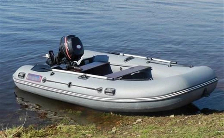 В Тульской области утонул рыбак: лопнула резиновая лодка