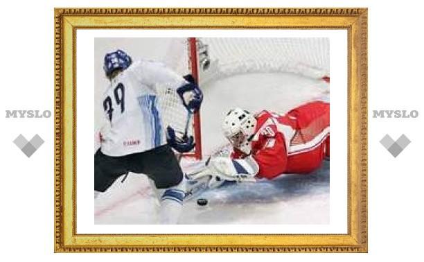 Сборная Финляндии вышла во второй этап ЧМ-2007