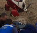 Туляк, попавший под винт мотодельтаплана, скончался