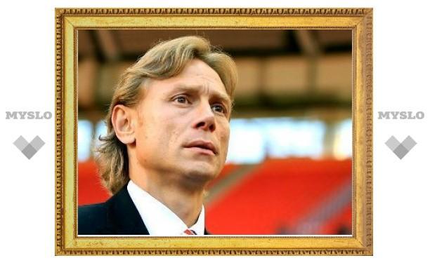 Карпин пообещал прощальный матч для Егора Титова