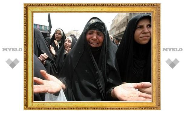 В Багдаде террористка-смертница подорвала толпу шиитов