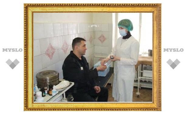В псковской колонии заключенные захватили заложников