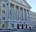 Обыски в Новомосковской администрации: задержаны несколько сотрудников