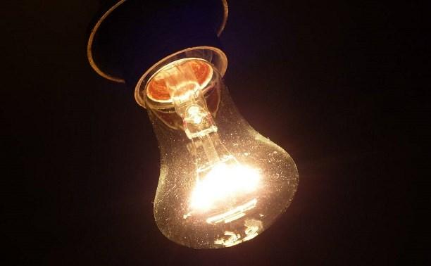 Какие дома Тулы останутся без электричества 12 июля