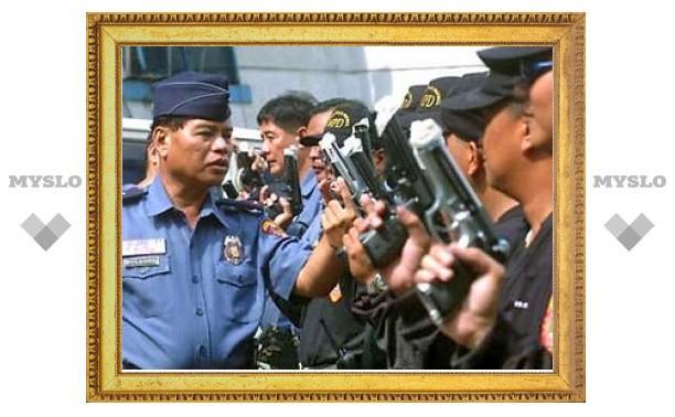 Три тысячи сторонников организатора резни на Филиппинах ушли в партизаны