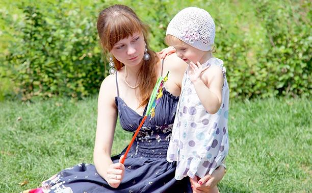 Тульским мамам рассказали о детских пособиях