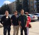 Фигурант «болотного дела» Илья Гущин освобождён из тульской колонии