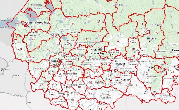 На сайте Росреестра доступна новая версия публичной кадастровой карты