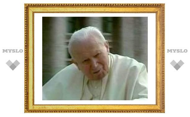 Сутану польского Папы разрежут на 100 тысяч кусочков