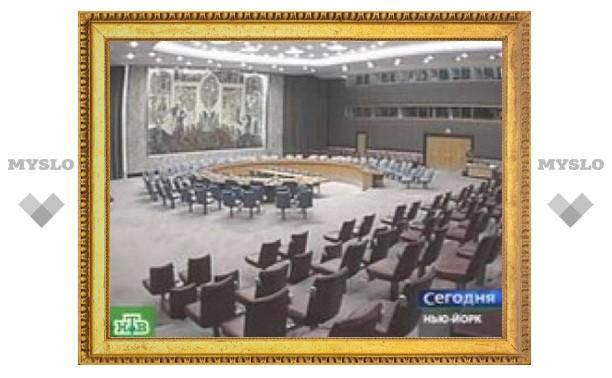 США и Япония представили проект резолюции по КНДР