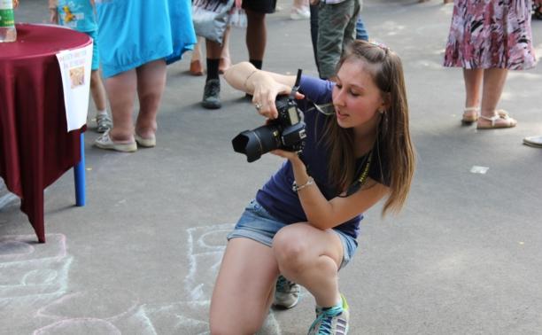 Начинающие тульские фотографы поработали «за печеньки»