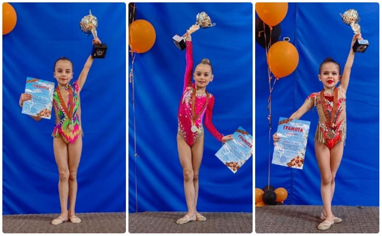 Тульские «художницы» завоевали медали на межрегиональных соревнованиях