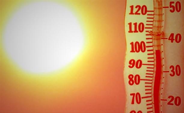 Тула бьет температурные рекорды!