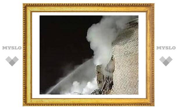Взрыва газа в Казани: обрушился подъезд жилого дома