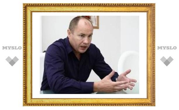 Сергей Фролов помог тульским студентам с курсовыми