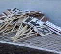 «Бессмертный полк» обратился в Генпрокуратуру из-за выброшенных штендеров