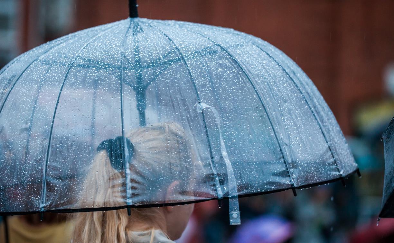 Метеопредупреждение: на Тулу надвигаются град, ливни и грозы