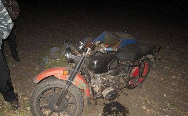 Мотоциклист без прав устроил смертельное ДТП в Чернском районе