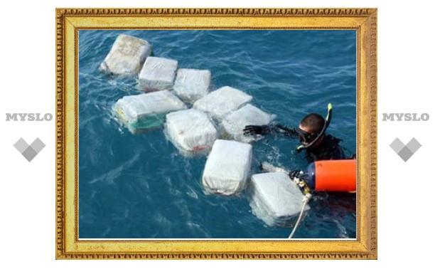 В Карибском море нашли подлодку с кокаином на 180 миллионов долларов