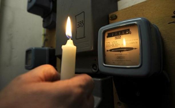 Где в Туле 19 июля отключат электричество