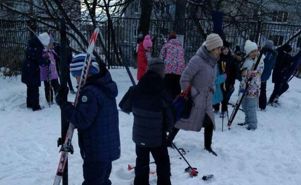 Конфликт со школьным стадионом в Туле: ученикам разрешили заниматься на соседней спортплощадке