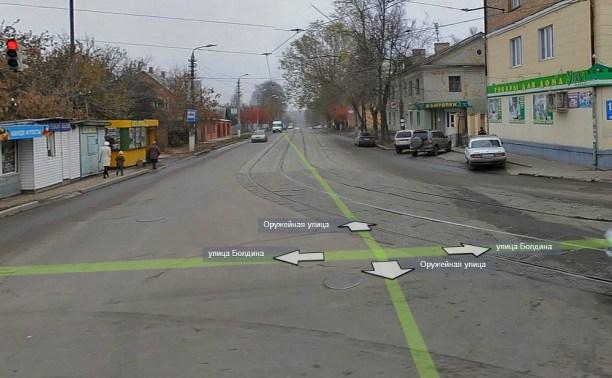 6 октября начнётся ремонт трамвайного переезда на ул. Болдина