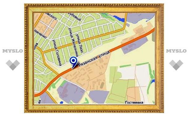 В Туле на улице Рязанской построят автосалон
