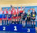 Тульские велогонщики завоевали золото на Гран-при Санкт-Петербурга