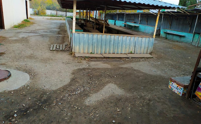 В Тульской области продают рынок за 7 миллионов рублей