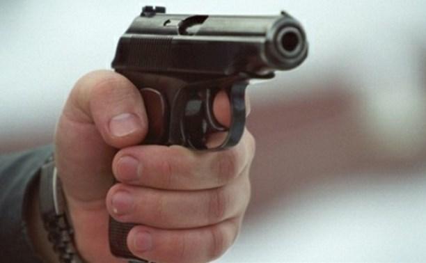 За хулиганскую стрельбу в кафе жителя Щекино наказали исправработами