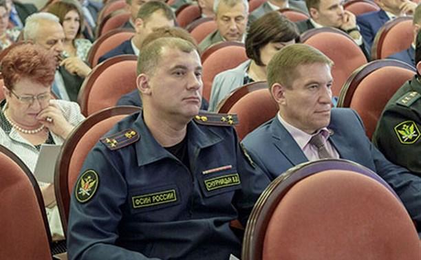 Подробности: В Туле первый замначальника УФСИН задержан по подозрению в получении особо крупной взятки