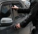 Житель Узловой угнал машину у собутыльника