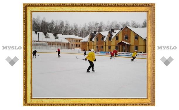В 2013 году в Тульской области построят 6 спорткомплексов