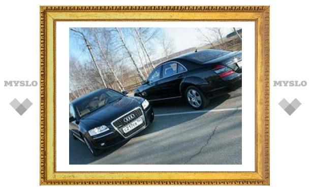 Российские министры предпочитают Mercedes-Benz и Porsche