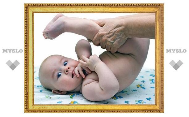 Новорожденных в Туле будут обследовать по-новому