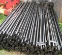 В Белёве мужчина украл 25 металлических столбов