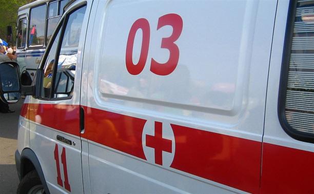 В результате ДТП в Белевском районе пострадали дети