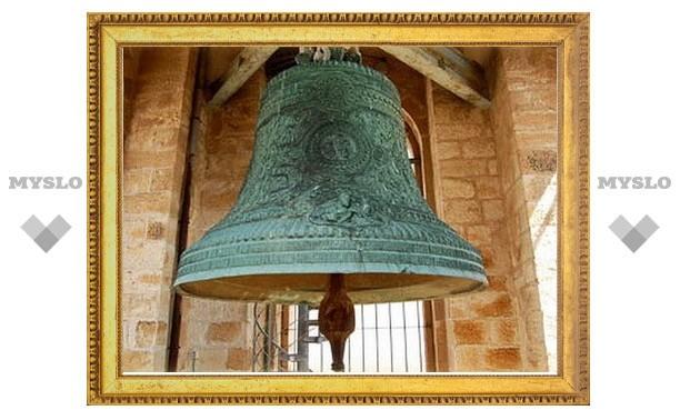 60-тонный колокол установят в Нижегородской епархии к 400-летию нижегородского ополчения
