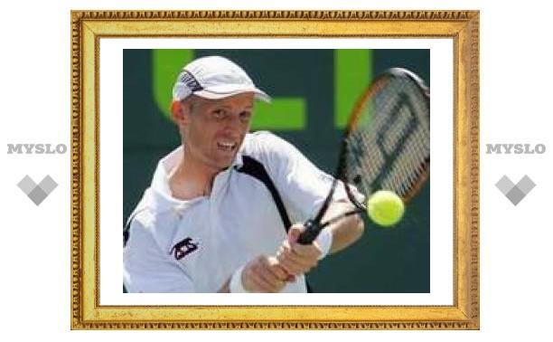 Николай Давыденко проиграл 89-й ракетке мира