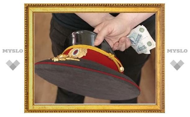 Тульский милиционер получит 100 000 рублей за незаконное уголовное преследование