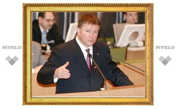 Доходы губернатора Тульской области выросли за год на 6%