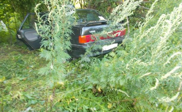 На трассе в Тульской области два пьяных водителя устроили смертельное ДТП
