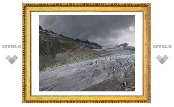Авторы охлаждающего экрана для ледников не смогли доказать его эффективность