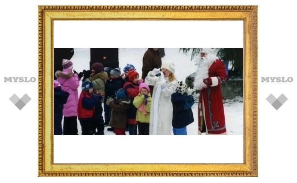 Туляки празднуют Рождество