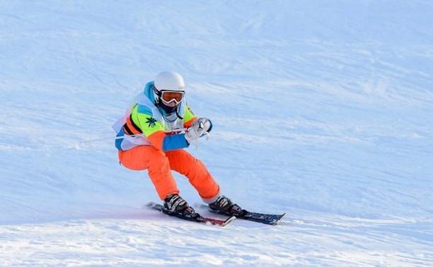 Тульская горнолыжница завоевала серебряную медаль на соревнованиях в Красногорске